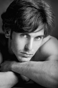 Male Model Headshot