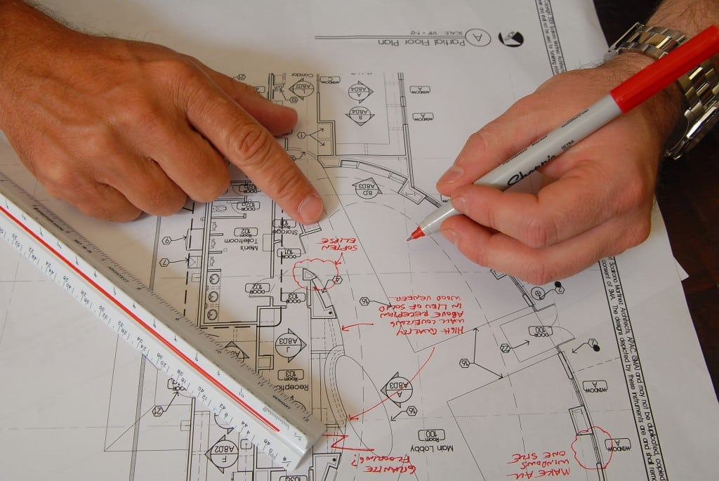 Corporate Photography, Blueprints